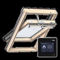 Мансардное окно VELUX PREMIUM INTEGRA с дистанционным управлением