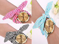 Женские цветные наручные часы Geneva