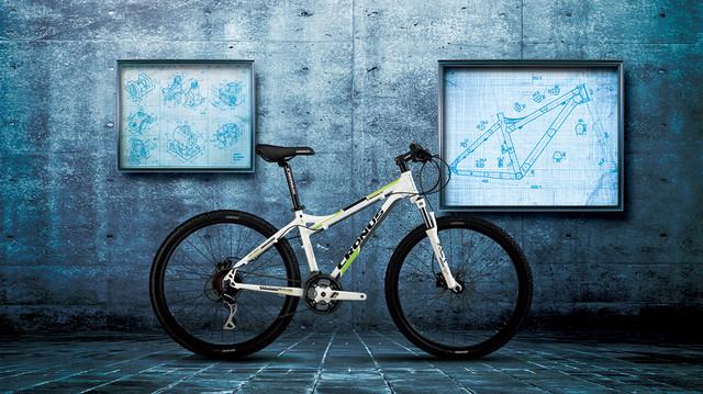 Новинка велосипеды CRONUS.