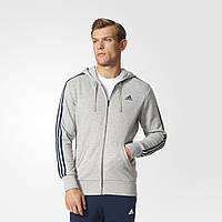 Мужская толстовка Adidas Performance Essentials 3-Stripes (Артикул: S98788), фото 1