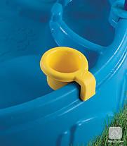 Бассейн садовый с зонтиком  Play & Shade Step2 71600, фото 2