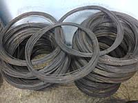 Стальная низкоуглеродистая термически обработанная 1,6 мм диаметром, ГОСТ 3282-74