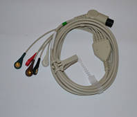 Кабель ЭКГ 5-ти канальный ECG-C5C