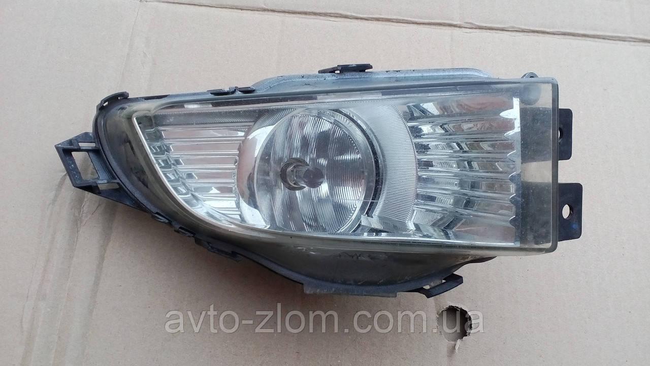 Фара противотуманная левая Opel Insignia. 13226828.
