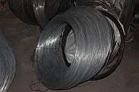 Стальная низкоуглеродистая термически обработанная 2,0 мм диаметром, ГОСТ 3282-74
