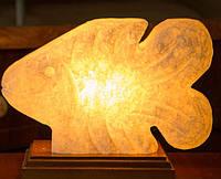 Соляная лампа Рыбка 3кг.