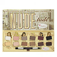 Тени для век Nude Tude The Balm (реплика)