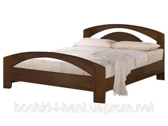 Кровать из массива ясеня, фото 2