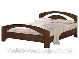 Кровать из массива ясеня