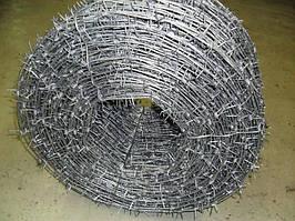 Прповолока колючая двухосновная 1,8 мм