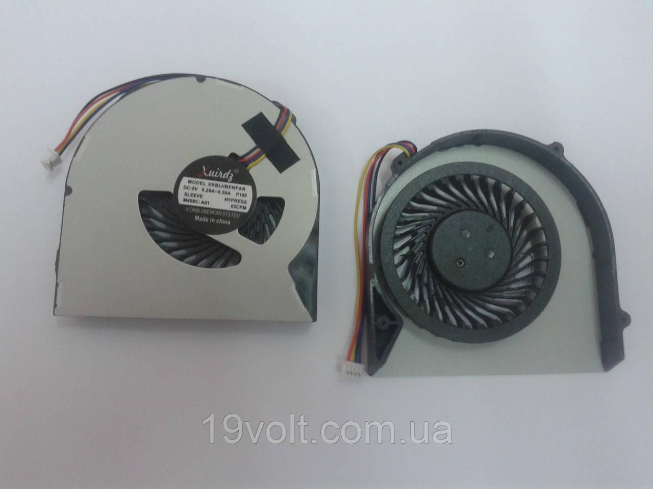 Кулер вентилятор Lenovo Ideapad G480 G480A G480M G485 G580 G585, 4-pin