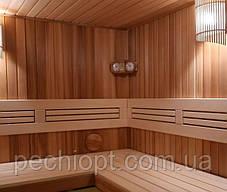 Вагонка для бани кедр канадский, фото 3