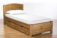 Кровать из массива дуба