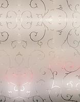 Витражная пленка Матовая Кружева - Etched Lace, 61х91см