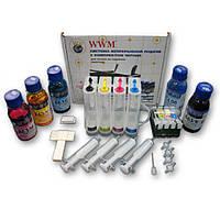 СНПЧ WWM Epson TX106/109/117/119 T26/27 (IS.0237)