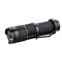 Фонарь Police BL 84688 Q5 Cree на батарейках АА или аккумулятор 14500 ЧЕРНЫЙ SKU0000562