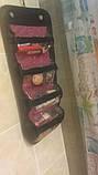 Косметичка, рол, органайзер для декоративной косметики,  бижутерии, фото 4