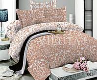 Семейное постельное белье Вилюта поплин Дамаск  001 с двумя пододеяльниками