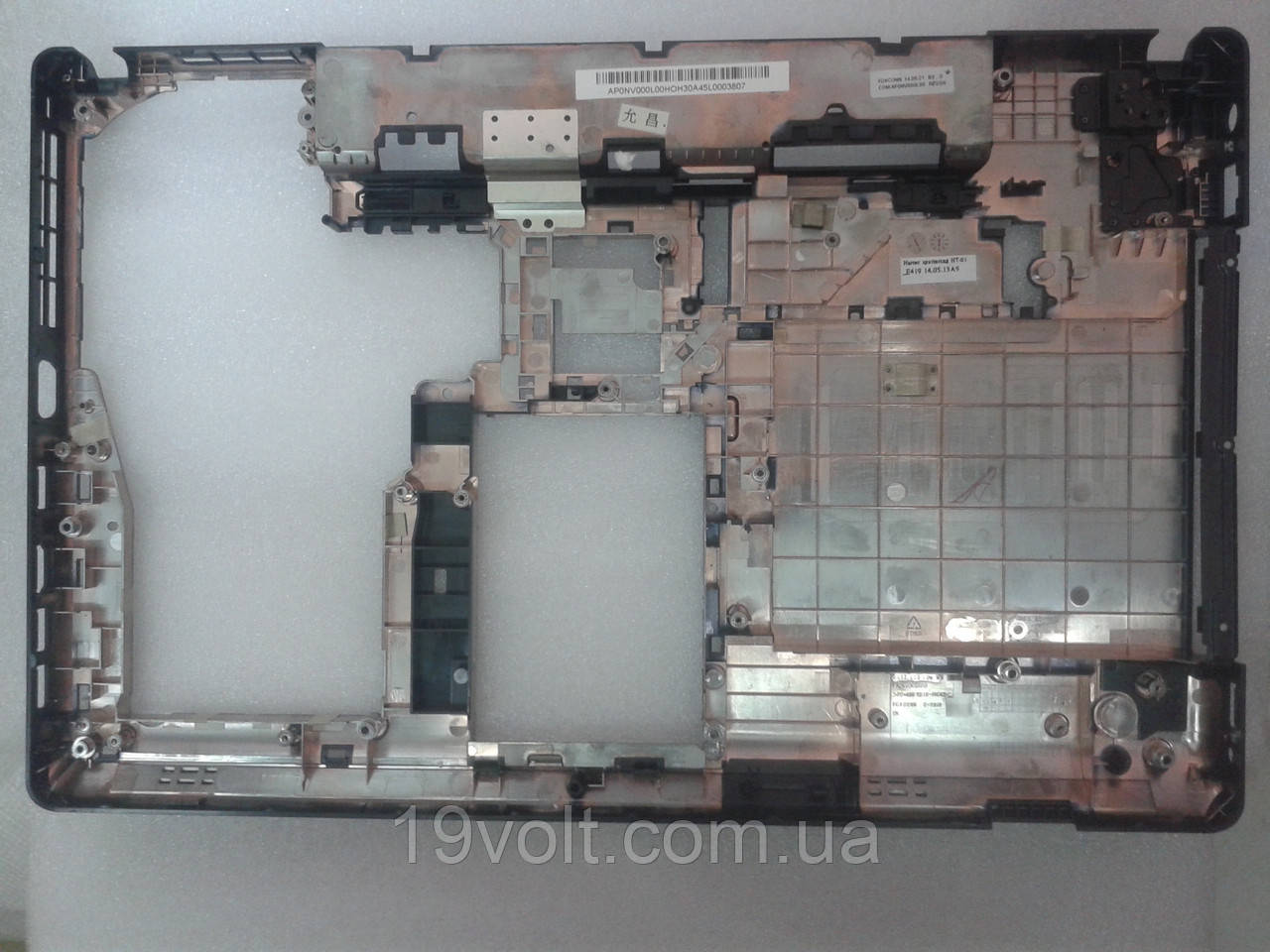 Нижня частина (корито) Lenovo ThinkPad E530