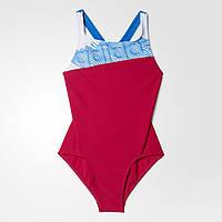 Детский купальник Adidas Performance Springbreak Colorblock (Артикул: BP5377)