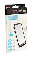 Защитное стекло MyScreen iPhone 4/4S back Tempered Glass