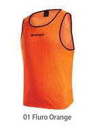 Манишка BestTeam TB-19015FO оранжевая