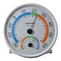 Термометр с гигрометром Anymetre TH101E
