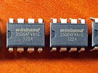 W25Q64FVA1G / W25Q64FV / 25Q64 DIP8 - 8Mb SPI Flash - BIOS