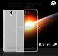 Чехол TPU для Sony Xperia C3