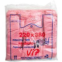 """Пакет фасовочный полиэтиленовый """"Майка"""", 200 шт, 22х38 см / VIP"""