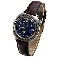 Командирские Подлодка часы с датой