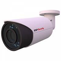 Уличная моторизированая IP-видеокамера BSP М 5MP-BUL-3.6-10 М