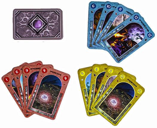 Настольная игра Хоббит. Карточная игра (The Hobbit Card Game), фото 2