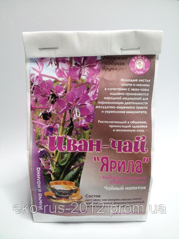 "Иван-чай ""Ярила"" Алыча и малина, 100гр. Новинка!"