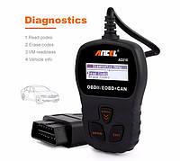 Диагностический автосканер Ancel AD210 на русском языке
