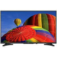 """Телевизор 42"""" РК Nomi 42FT11 диагональ 42 дюйма 1920 х 1080 60 Гц 16:9 аналоговый тюнер HD формат 1080р черный"""