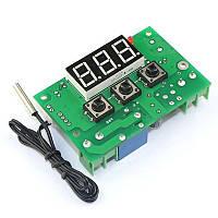 Терморегулятор  W1301 бескорпусной 12 В (видео-обзор в описании) точность  0.1