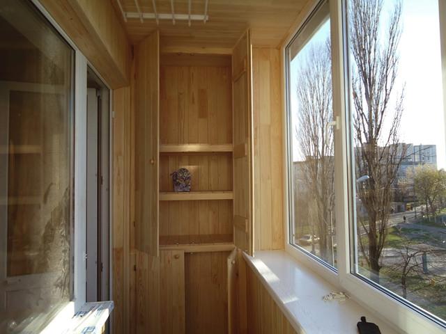 балкон под ключ 3 метра