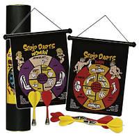 Эротическая игра - Strip Darts