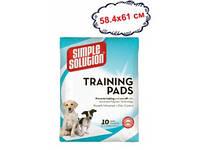 Влагопоглощающие гигиенические пеленки для собак Simple Solution Training Pads, 58*61 см