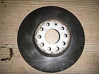 Тормозной диск перед. Skoda Superb 2 08-13 (Шкода Суперб 2), 1K0615301AA