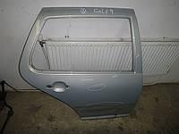 Дверь зад. правая (Седан) Volkswagen Golf IV (Фольксваген Гольф 4), 1J6833056F