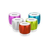 Беспроводные колонки Yoobao Bluetooth Mini-Speaker YBL202, разные цвета