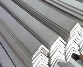 Уголок алюминиевый 100 мм 6060 Т6, фото 2