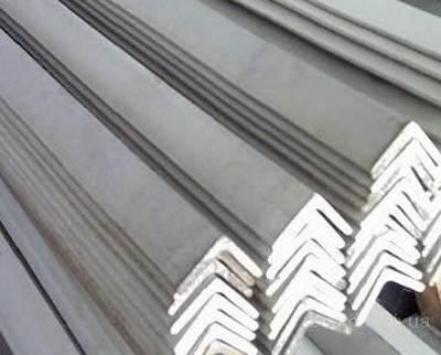 Уголок алюминиевый 40 мм 6060 Т6, фото 2