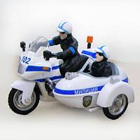 Игрушечные машинки и техника «Технопарк» (CT1247/2) мотоцикл, 1:43 (звук. эффекты)