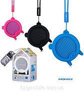 Беспроводные колонки Momax Piggy bluetooth speaker