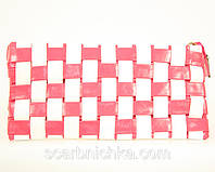 Клатч №022 красно-белый  Артикул: 136773