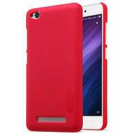 Чехол Nillkin Matte для Xiaomi Redmi 4a (+ пленка) Красный