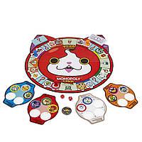 Hasbro Монополия Джуниор Йо-Кай Вотч B6494 Monopoly Junior Yo-kai Watch Edition